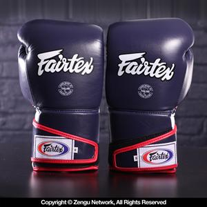 Fairtex BGV6 Boxing Gloves with Angular Full Wrist Closure